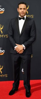 LOS ANGELES, CA - SEPTEMBER 18: Actor Daniel Sunjata attends the 68th Annual Primetime Emmy Awards at Microsoft Theater on September 18, 2016 in Los Angeles, California. (Photo by Steve Granitz/WireImage)